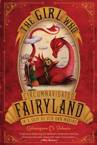 Girl Who Circumnavigated Fairyland cover